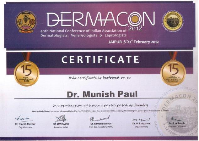 Meet the Doctor | Dr  Munish Paul | Skin Laser Centre